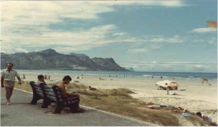 Strand Helderberg Western Cape South Africa Welcome
